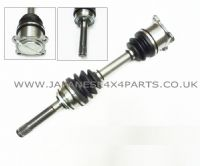 Mitsubishi L200 Pick Up 3.0P K76 (1996+) - Front Axle CV Joint Driveshaft R/H